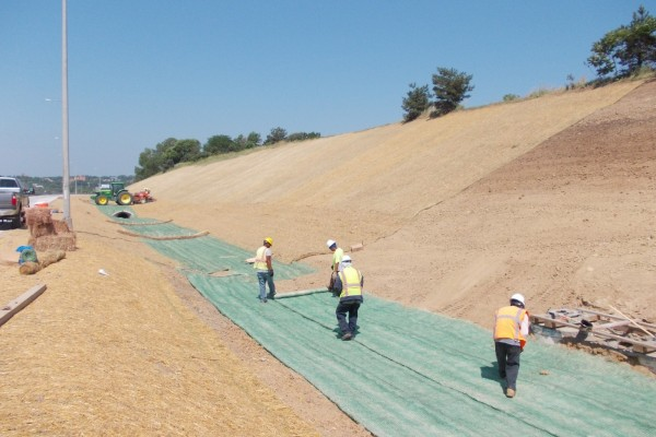 Erosion Control Miller Seed Company